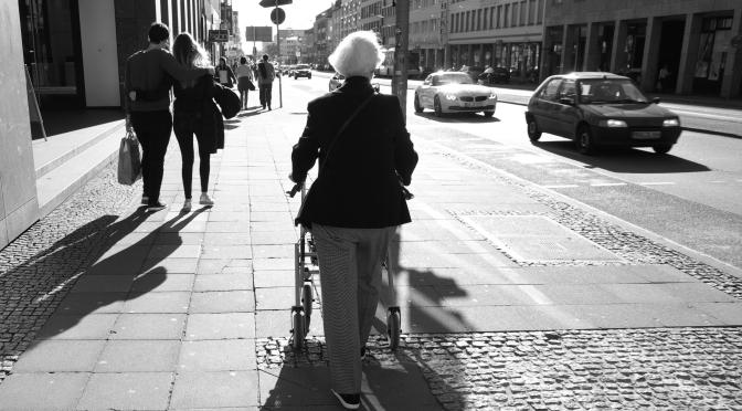Straßenfotografie mit der GRII